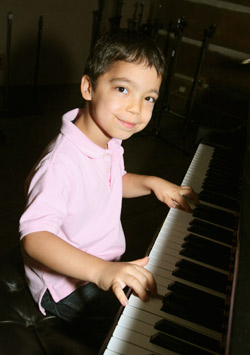 Beginner Piano Lessons for Kids