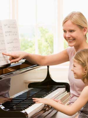 Learn Online or from a Piano Teacher