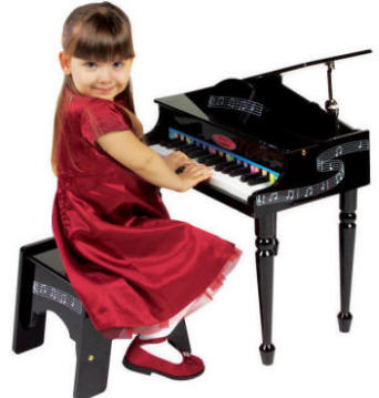 What Age Should Your Child Start Piano Lessons